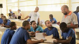 William Gomez - Prison Project